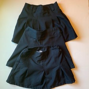 Bundle of uniform skorts Izod and Arrow brands